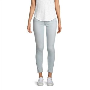 AG The Legging Ankle Jeans Pale blue